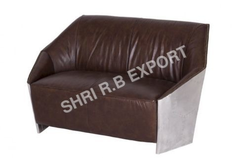 Aviation Leather Sofa Chair