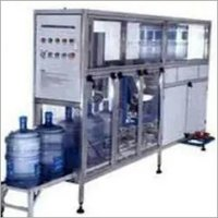 Automatic Jar Rinsing, Filling and Capping Machine