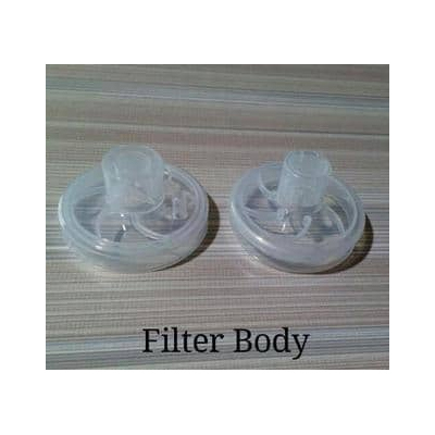 Nebulizer Filter Body