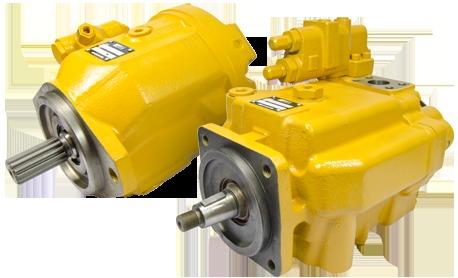 Caterpillar Hydraulic Pump Repair