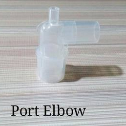 Nebulizer Elbow Adapter