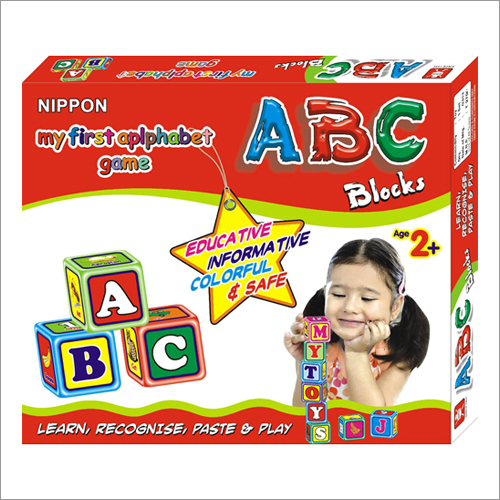 ABC Blocks Box