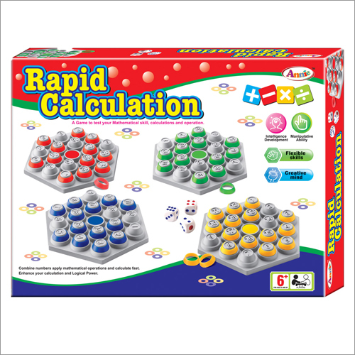 Rapid Calculation FRONT