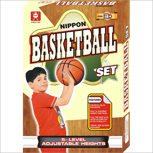 Basket Ball Set Box