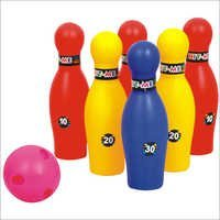 Bowling Set Junior 6 Pin