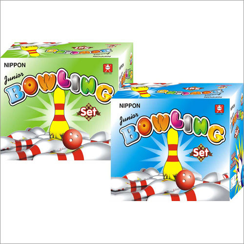 Bowling Set Junior 6 Pin Box