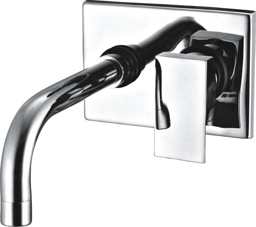 Single Lever Concealed Basin Spout Upper Parts Kit