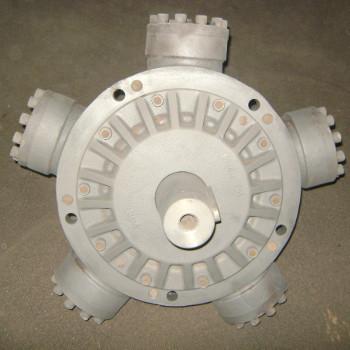 Mitsubishi hydraulic motor Repair