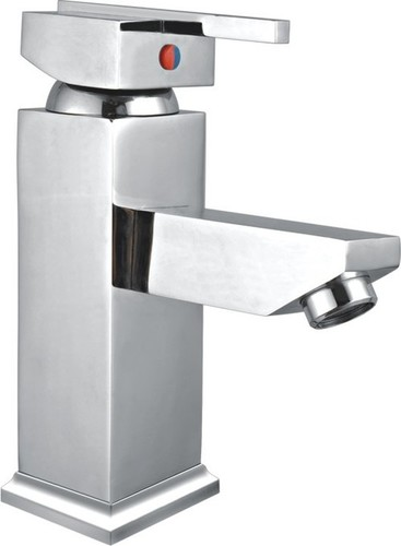 Brass Single Lever Mixer Without Pop Up