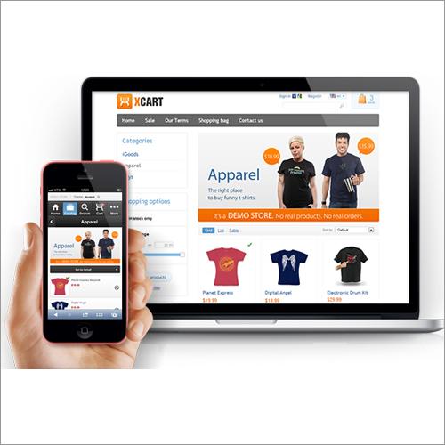 Website Ecommerce Software