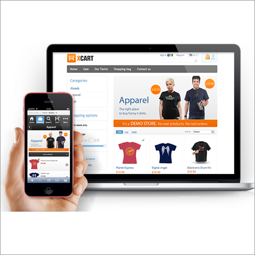 Website Ecommerce Software