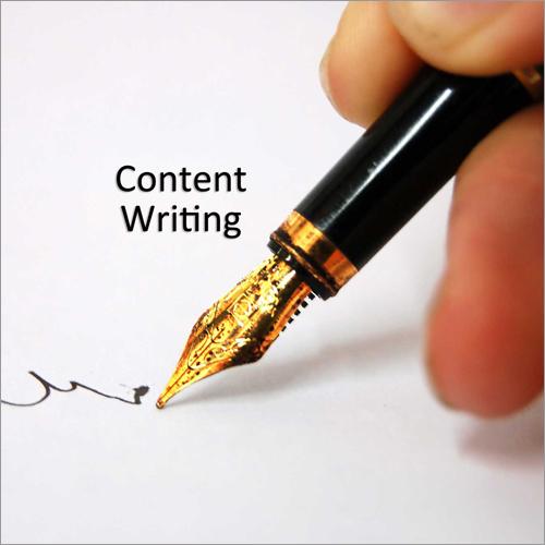Content Writing Designing