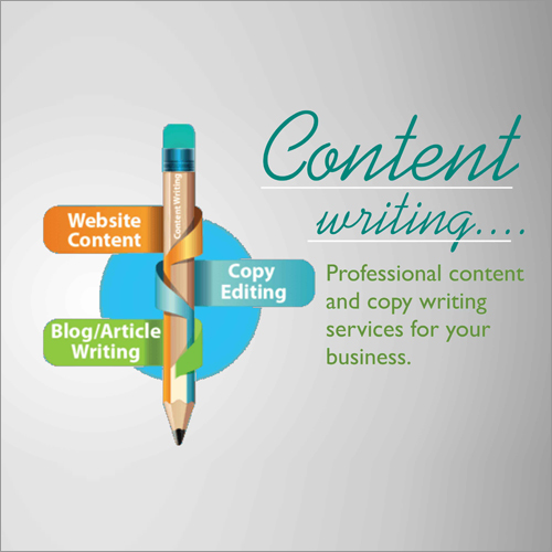 Content Writing Web Services