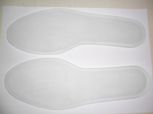 Silicon Gel Shoe Insole