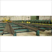 Sheet Pile Cold Roll Forming Machine