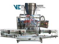 Automatic Multi head Paste Filling Machine