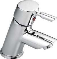 Brass Single Lever Basin Mixer W/O Pop Up
