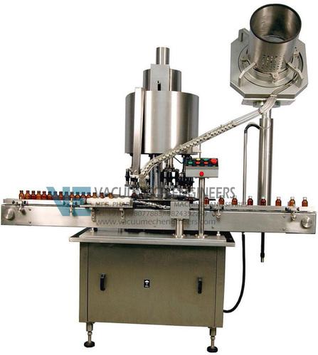 Automatic Multi Head Ropp Cap Sealing Machine