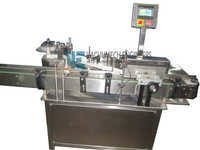 Sticker Labeling Machines For Round Products