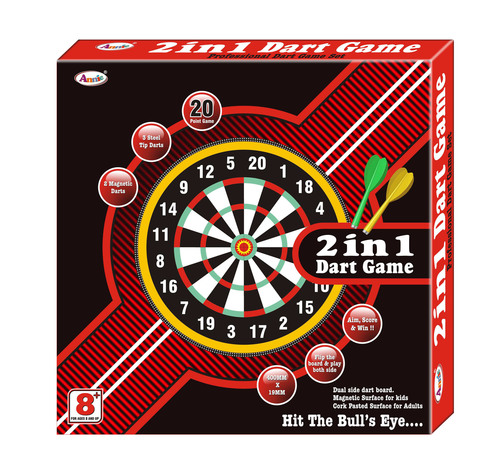 2 in 1 Dart Game