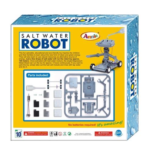 Salt Water ROBOT  Bottom