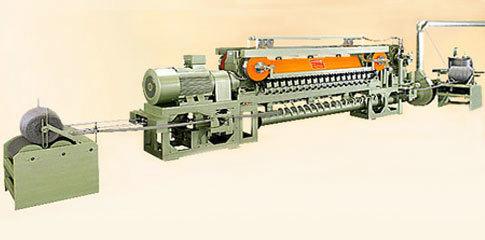 steel woll machine