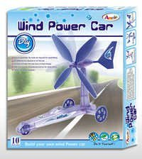Wind Power Car