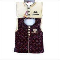 Cotton Modi Jacket For Kids