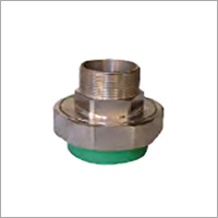 PPRC Green Fittings