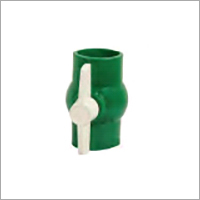 Plastic Body Ball Valve