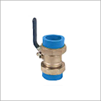 Double Union Brass Ball Valve