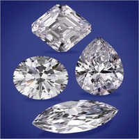 Polished Man Made Diamond