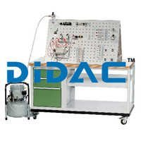 Training System Pneumatics Electro Pneumatics And PLC<