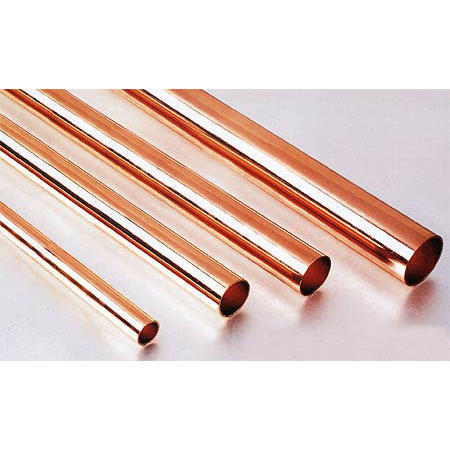 Tungsten Copper Pipe