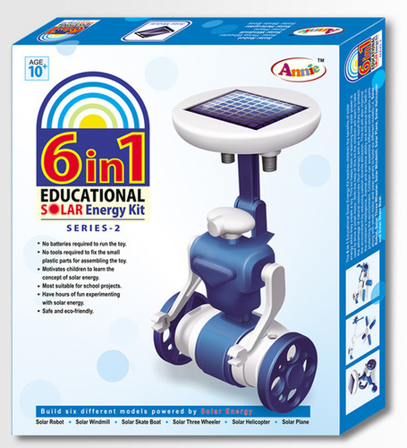 6 in 1 Solar Energy kit Series 2