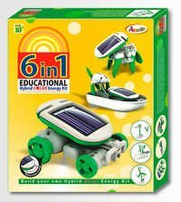 Solar Educational Toys