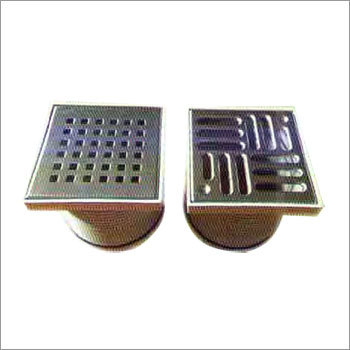 Pvc Floor Drain With SS Grating