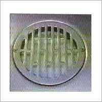 2 Pc Grating Floor Drain