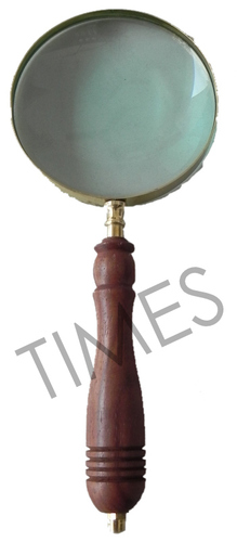 Antique Nautical Magnifying Glass