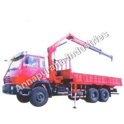 Truck Mounted Lifting Crane