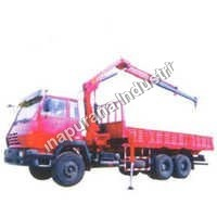 Truck Mounted Lifting Crane