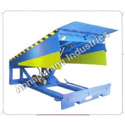 Dock Leveller for Loading Cargo