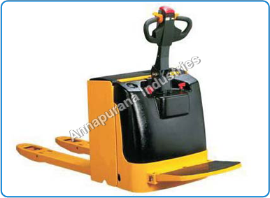 Battery operated Hydraulic pallet truck