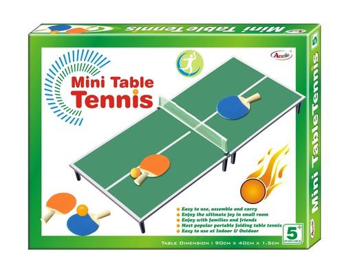 Mini Table Tenis box