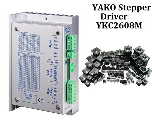 Stepper Drive YKC2608M Yako