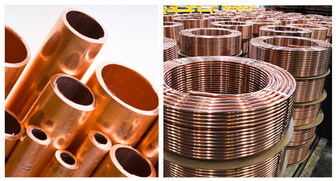 Copper Pipe for Air Conditioning & Refrigeration