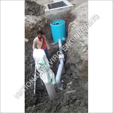 Modular Water Harvesting System