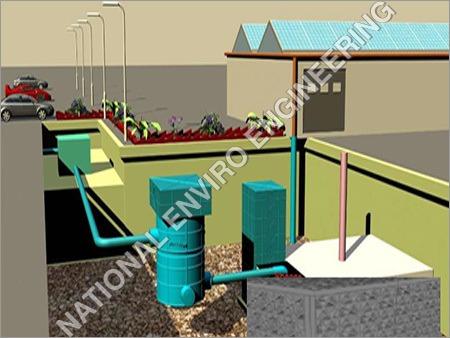 Modular Rain Water Harvesting System