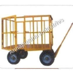Open Door Type Platform Truck