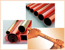 Copper Irrigation Pipe